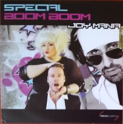 Joy Mania - Special Boom Boom album mp3