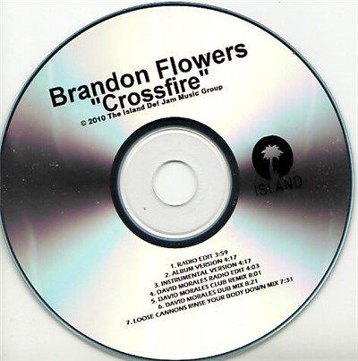 Brandon Flowers - Crossfire album mp3