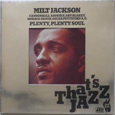 Milt Jackson - Plenty, Plenty Soul album mp3