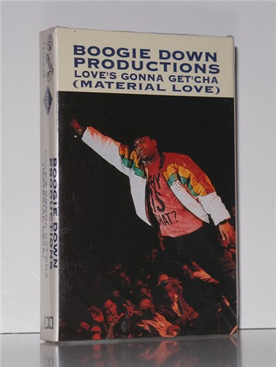 Boogie Down Productions - Love's Gonna Get'cha (Material Love) album mp3