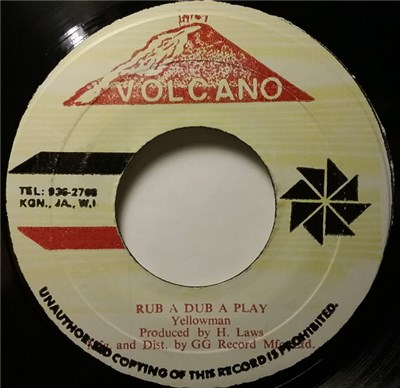 Yellowman - Rub A Dub A Play album mp3