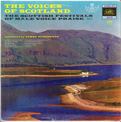 The Scottish Festivals Of Male Voice Praise Conducted By James McRoberts - The Voices Of Scotland Vol 5 album mp3