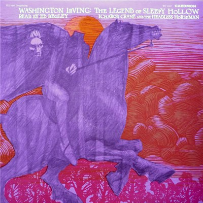 Washington Irving - The Legend Of Sleepy Hollow album mp3