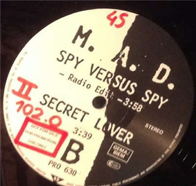 M.A.D. - Spy Versus Spy album mp3