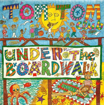 Tom Tom Club - Under The Boardwalk album mp3