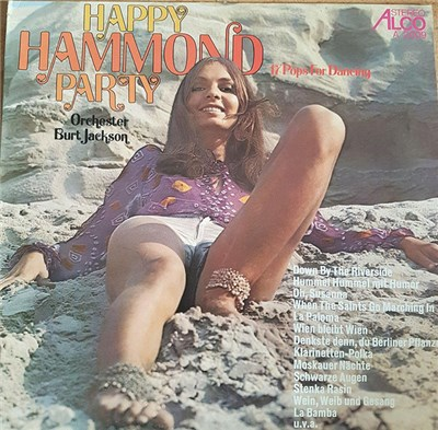 Orchester Burt Jackson - Happy Hammond Party - 17 Pops For Dancing album mp3