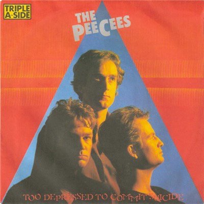The Peecees - Too Depressed To Commit Suicide album mp3
