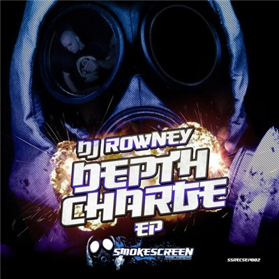 DJ Rowney - Depth Charge EP album mp3