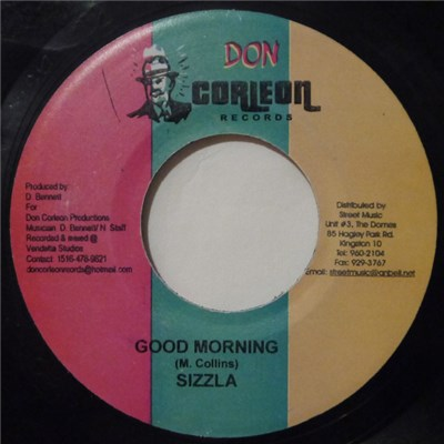 Sizzla - Good Morning album mp3