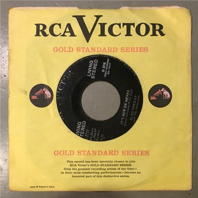 Elvis Presley With The Jordanaires - It's Now Or Never album mp3