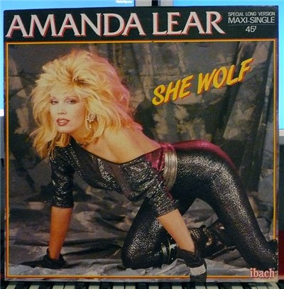Amanda Lear - She Wolf album mp3