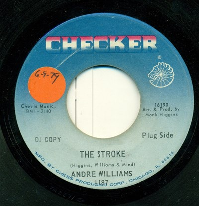 Andre Williams - The Stroke / Humpin', Bumpin' And Thumping album mp3