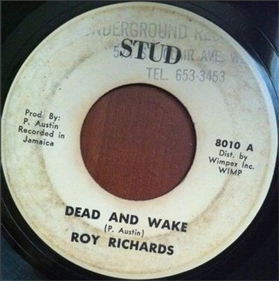 Roy Richards - Dead And Wake album mp3