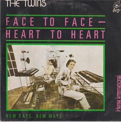 The Twins - Face To Face - Heart To Heart album mp3