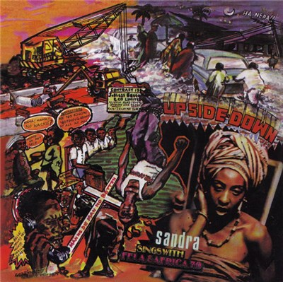 Sandra Akanke Isidore Sings With Fela & Africa 70 / Fela Anikulapo Kuti And Roy Ayers - Upside Down / Music Of Many Colours album mp3