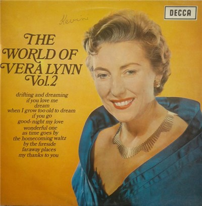 Vera Lynn - The World Of Vera Lynn Vol. 2 album mp3