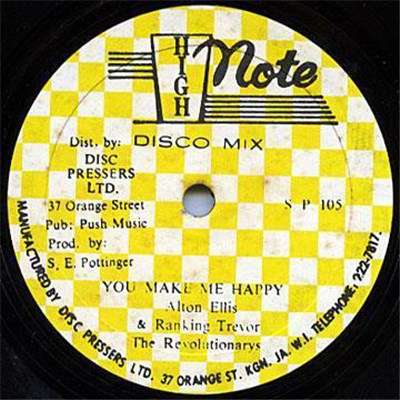 Alton Ellis & Ranking Trevor / The Revolutionarys - You Make Me Happy / Baby I Love You album mp3