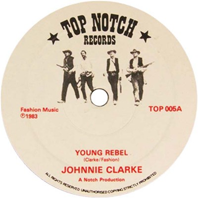 Johnnie Clarke - Young Rebel album mp3