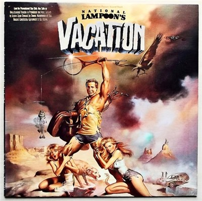 Various - National Lampoon's Vacation - Original Motion Picture Sound Track album mp3