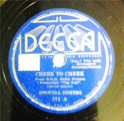 The Boswell Sisters - Cheek to Cheek / Top Hat, White Tie and Tails album mp3