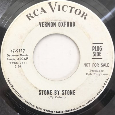 Vernon Oxford - Stone By Stone album mp3