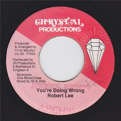 Robert Lee - You're Doing Wrong album mp3