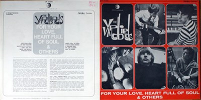 The Yardbirds - For Your Love, Heart Full Of Soul & Others album mp3