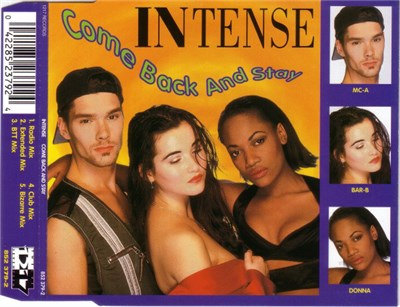 Intense - Come Back And Stay album mp3