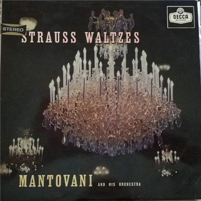 Mantovani And His Orchestra - An Album Of Strauss Waltzes album mp3