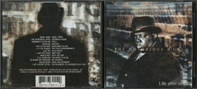 Notorious B.I.G. - Life After Death album mp3