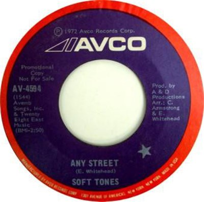 Soft Tones - Any Street album mp3