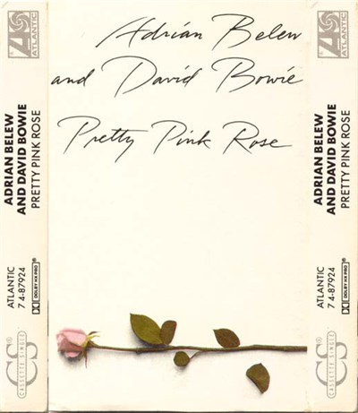 Adrian Belew And David Bowie - Pretty Pink Rose album mp3