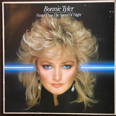 Bonnie Tyler - Faster Than The Speed Of Night album mp3