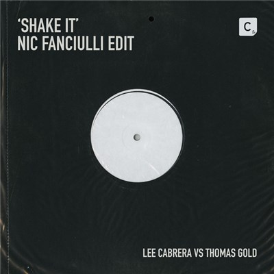 Lee-Cabrera vs. Thomas Gold - Shake It (Nic Fanciulli Edit) album mp3