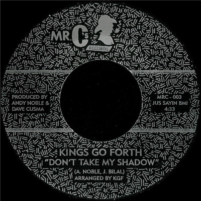 Kings Go Forth - Don't Take My Shadow album mp3