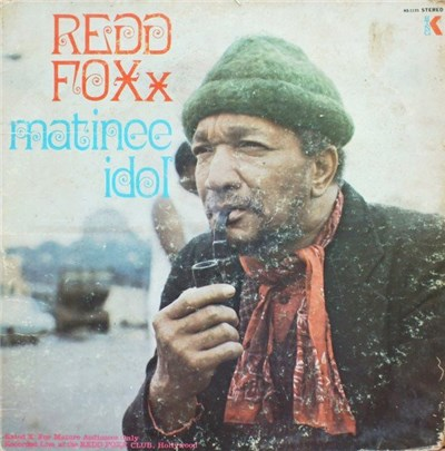 Redd Foxx - Matinee Idol album mp3