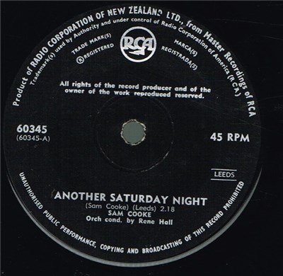 Sam Cooke - Another Saturday Night / Love Will Find A Way album mp3
