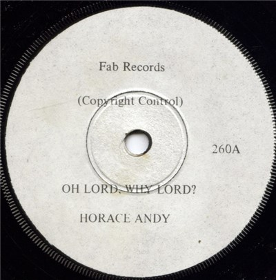 Horace Andy - Oh Lord, Why Lord ? album mp3
