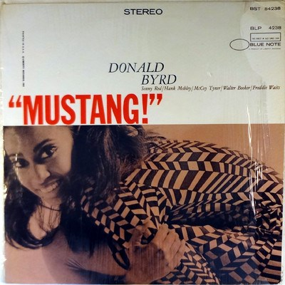 Donald Byrd - Mustang! album mp3