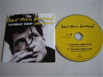 Herman Brood - Saturday Night (2001 Remix) album mp3
