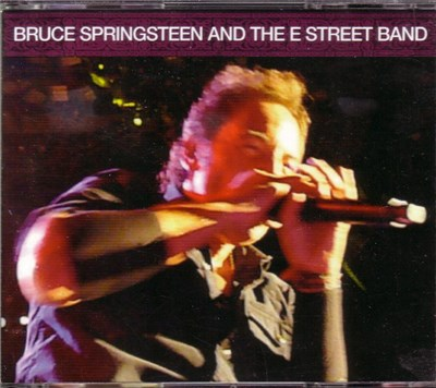 Bruce Springsteen And The E Street Band - Antwerpen Magic Night album mp3