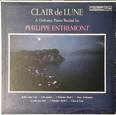 Debussy : Philippe Entremont - Clair De Lune: A Debussy Piano Recital By Philippe Entremont album mp3