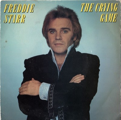 Freddie Starr - The Crying Game album mp3