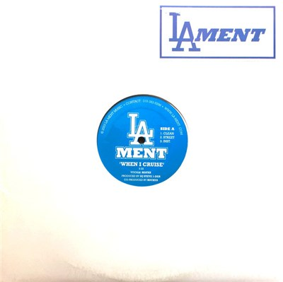 LA Ment - When I Cruise / Crackpipe album mp3