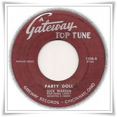 Dick Warren, Jack Daniels - Party Doll / Round And Round album mp3