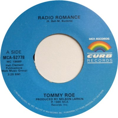 Tommy Roe - Radio Romance album mp3