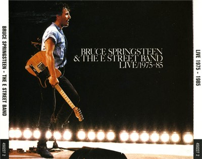 Bruce Springsteen & The E Street Band - Live/1975-85 album mp3